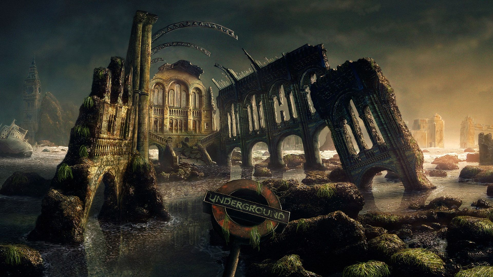 Fantasy Places Full HD 1920 X 1080 040