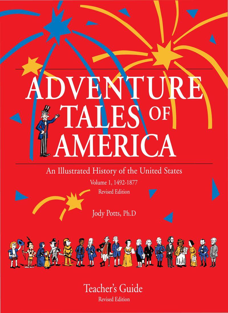 Adventure Tales Of America Volume1 Teachersguide Full Pdf