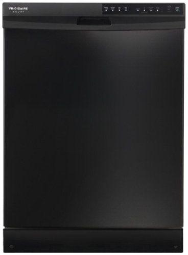 "Frigidaire FGBD2438PB 24"" Black Full Console Dishwasher - Energy Star - http://dishwashers.nationalsales.com/frigidaire-fgbd2438pb-24-black-full-console-dishwasher-energy-star/"