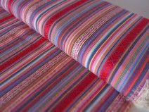 mexikanischer ethno stoff rosa ikat muster - Ikat Muster Ethno Design
