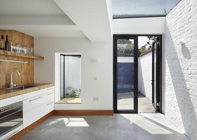 Eaton Terrace / Project Orange   Kocinas   Pinterest   Pared de ...