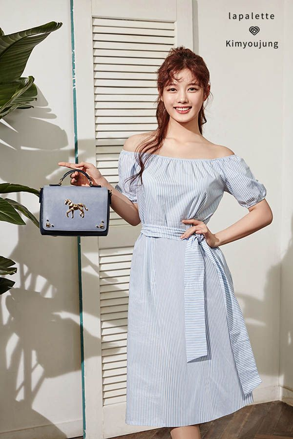 Kim Yoo Jung Bright and Bubbly for La Palette and Resuming Entertainment Activities After Hiatus | A Koala's Playground