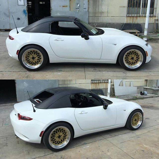 Your thoughts❓ #S2K Mugen hardtop on @carbonmiata's ND (was