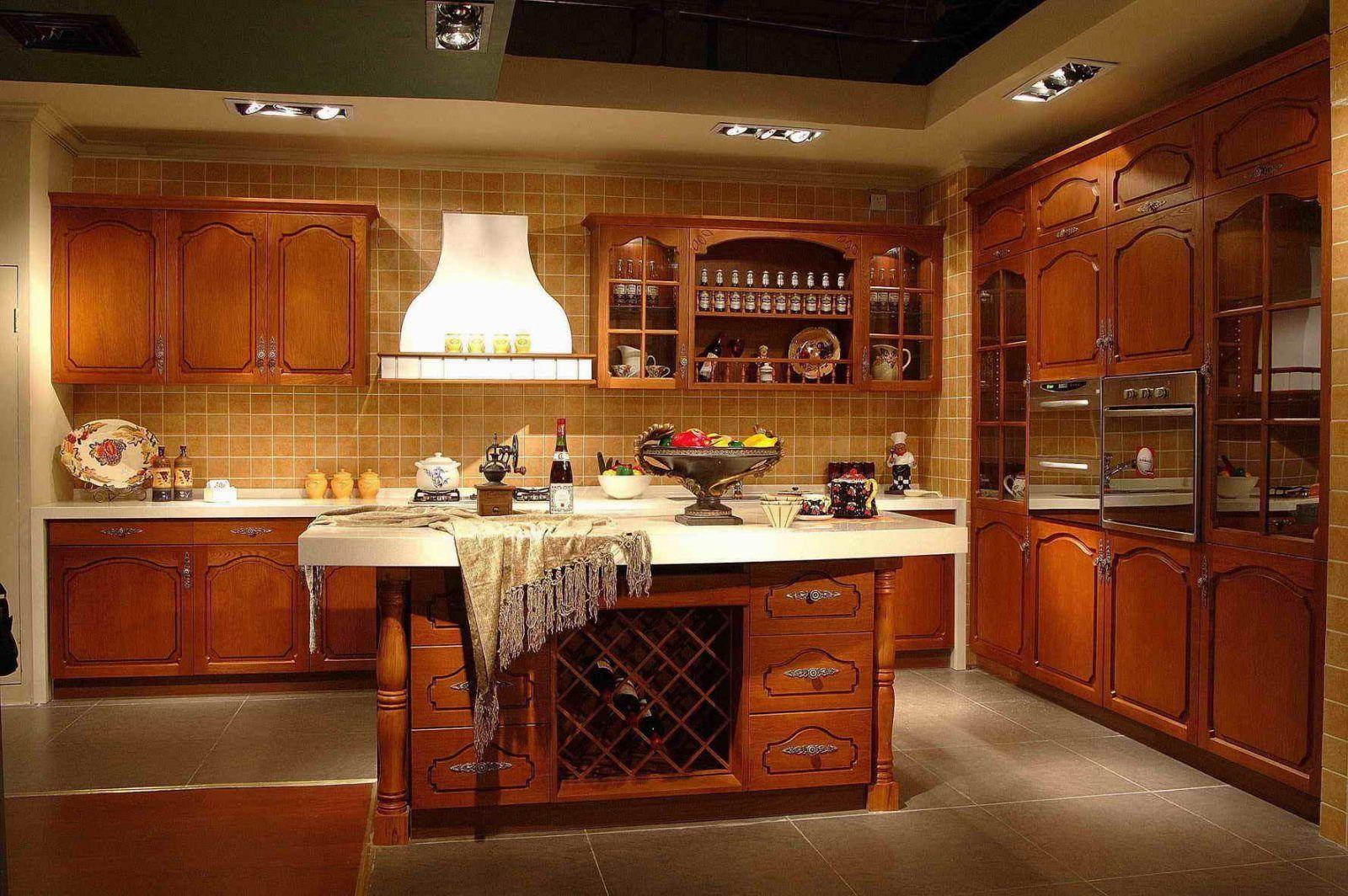 Decoracion Cocinas Casa Colonial Buscar Con Google Cocinas De Madera Modernas Cocina Madera Gabinetes Cocina
