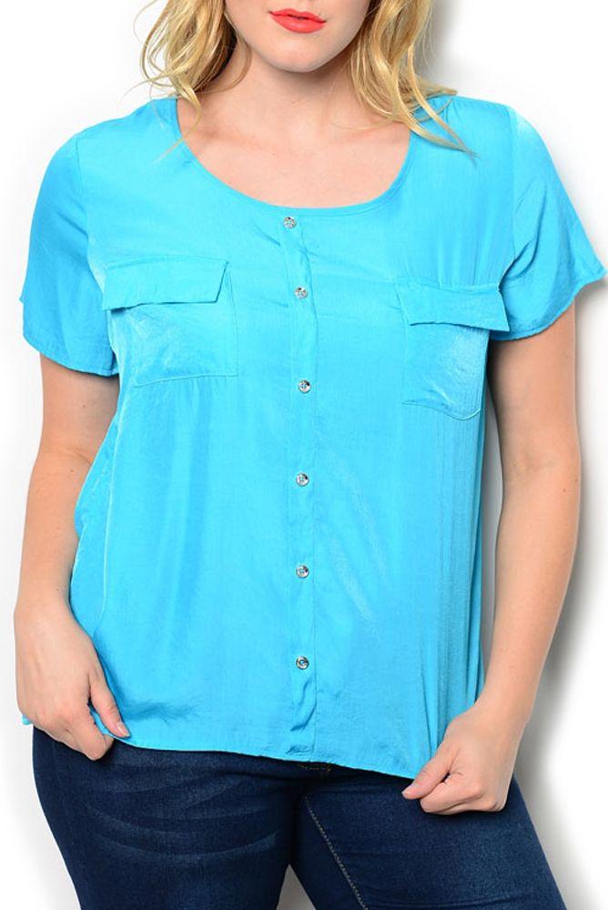 http://www.dhstyles.com/Blue-Plus-Size-Trendy-Sheer-Button-Down-Lace-Panel-p/coc-2459x-blue.htm
