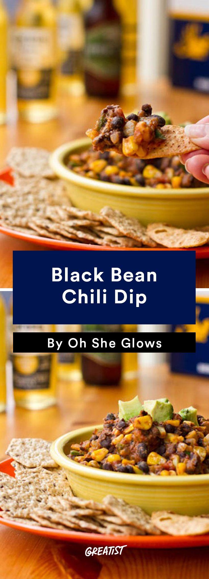 Oh She Glows bowl: Chili Dip
