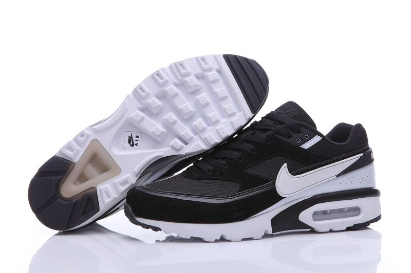 Nike Air Max Bw Premium Hommes Running Trainers 819523