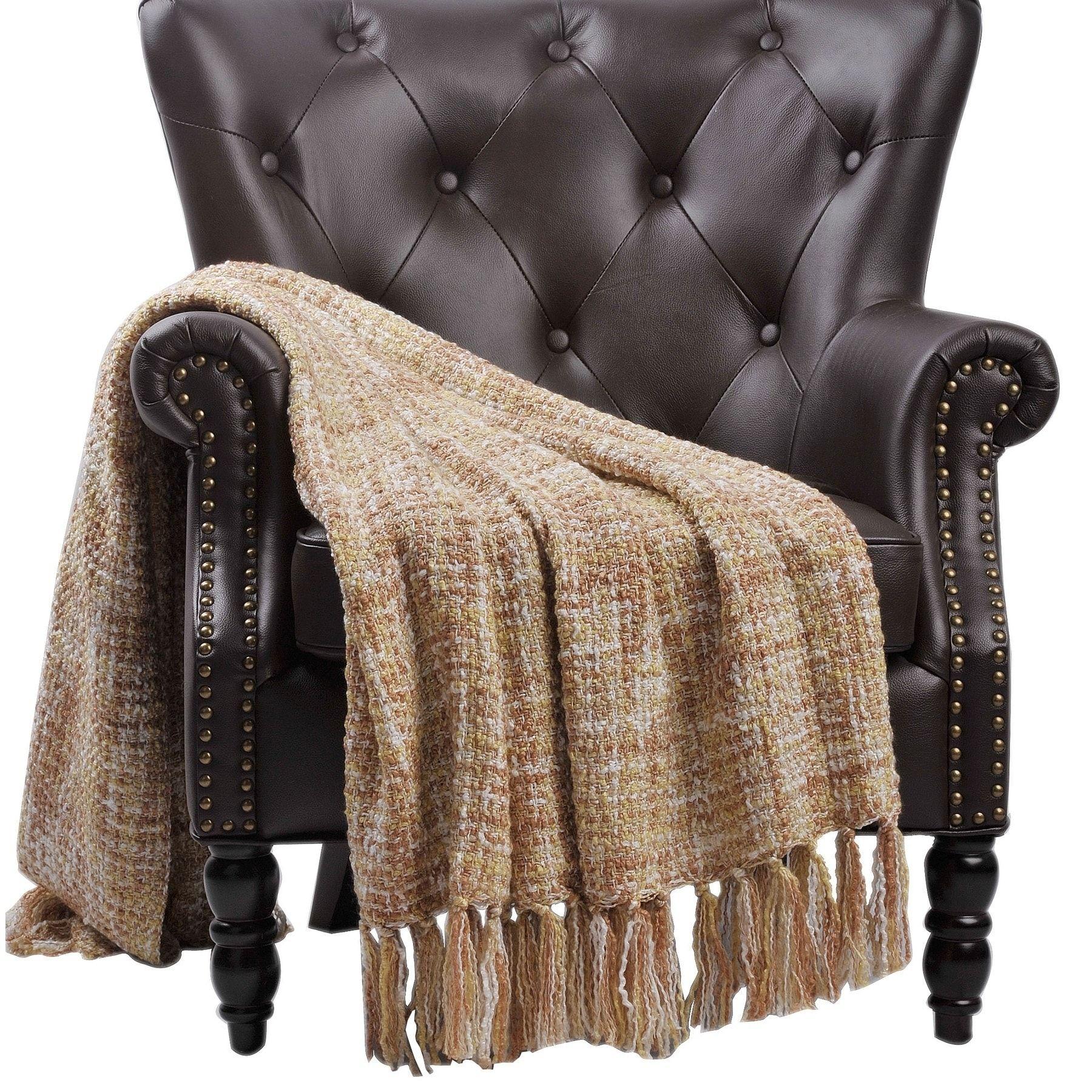 Boon Throw Blanket Woven Naga Throw (60\