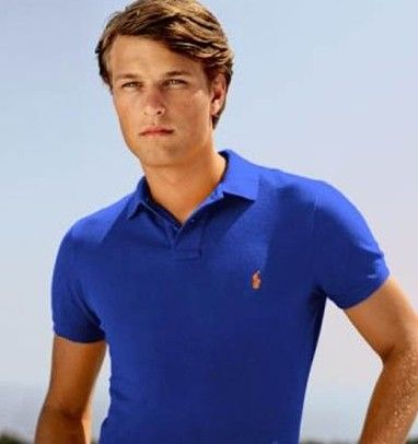 best loved 99f5d 98452 The Ralph Lauren Polo shirt launched in 1972 | Homme | Slim ...