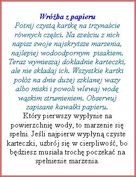 Wszystko Prawie O Andrzejkach Education