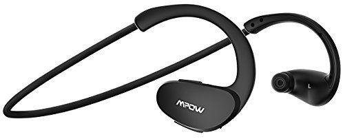154d68e6072 Amazon.com: Mpow Cheetah Bluetooth Headphones IPX5 Waterproof & 8-Hour  Playtime, V4.1 aptX Wireless Sport Headphones, Behind-Ear Running Headset  w/CVC6.0 ...