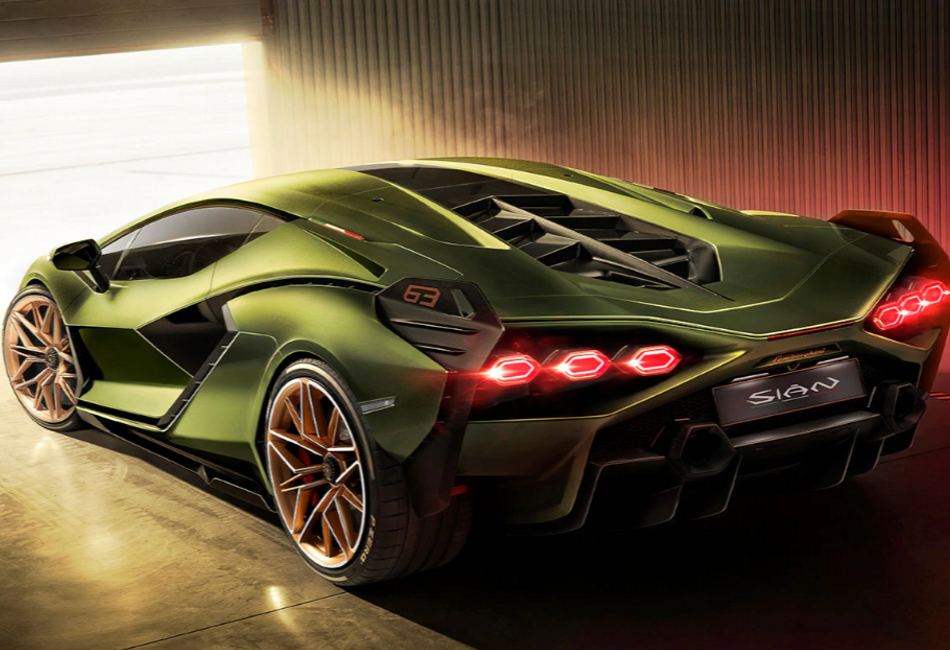 Lamborghini Sian Fkp 37 Launched Specs Features Dynamics