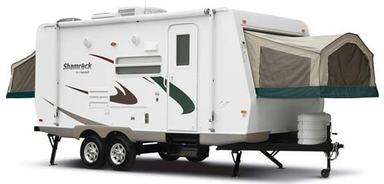 Expandable travel trailers reviews