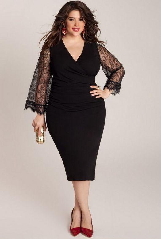 Plus Size Women Styles | Modestil, Kleider, Kleid plus größen