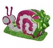 diaper gift ideas -diaper snail