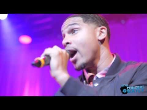 """12Til performs Aaliyah's """"One In A Million"""" live at The Howard Theatre - YouTube cover"""