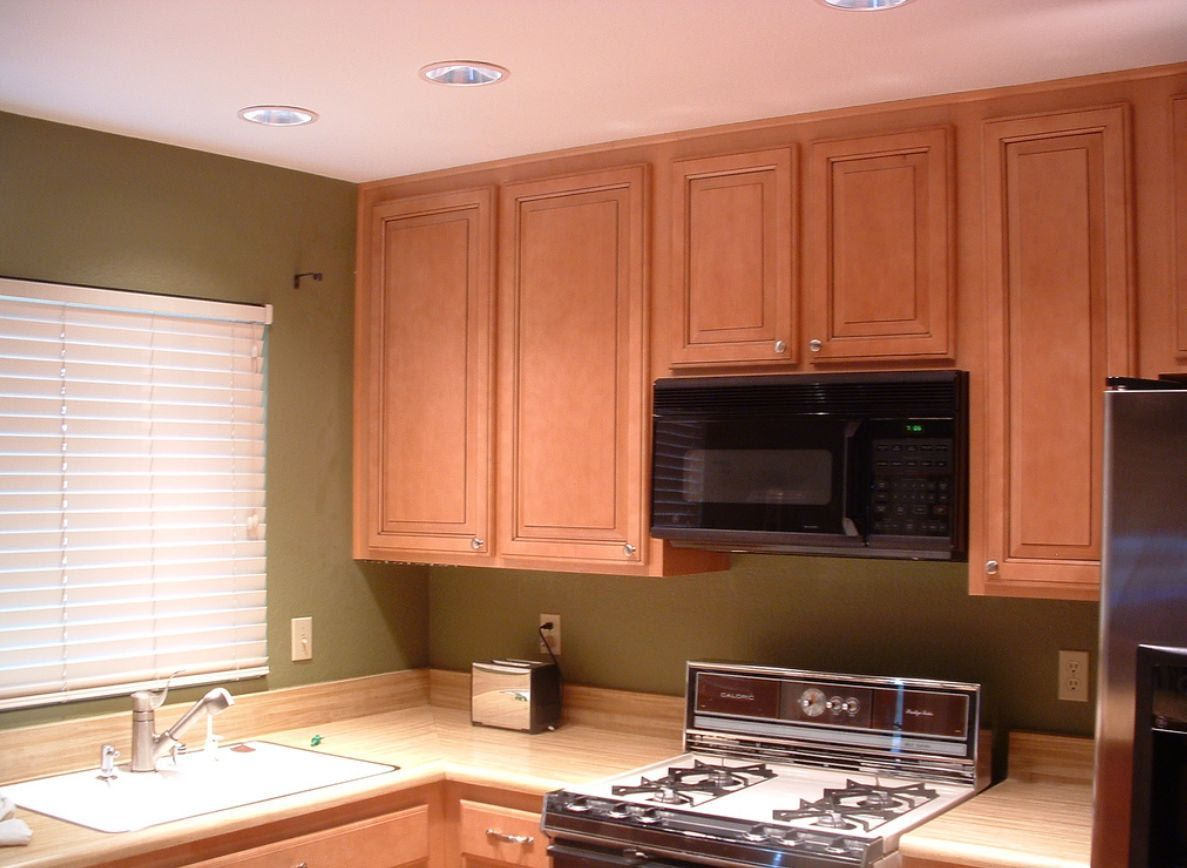 4 Ways To Fix Kitchen Cabinet Open Soffits Kitchen Soffit New Kitchen Cabinets Tall Kitchen Cabinets