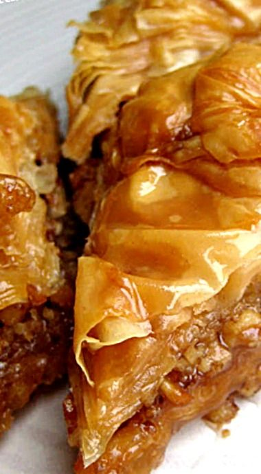 Baklava yum desserts pinterest turkish recipes polish food baklava yum desserts pinterest turkish recipes polish food and dessert recipes forumfinder Image collections