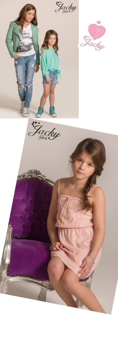 Jacky Girls @ Pico Bello Outlet http://www.picobello-outlet.nl/nl/brands/jacky-girls/
