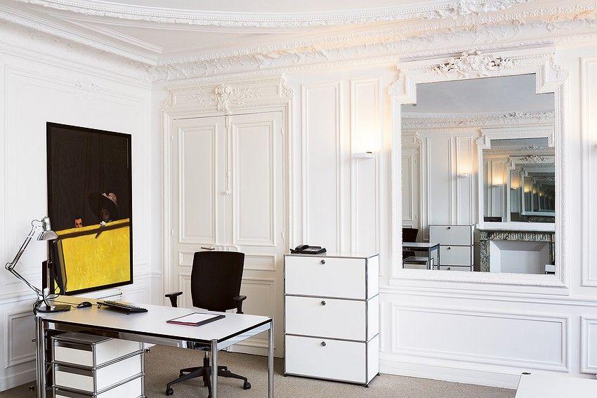 Des bureaux remarquables usm un bureau à la maison
