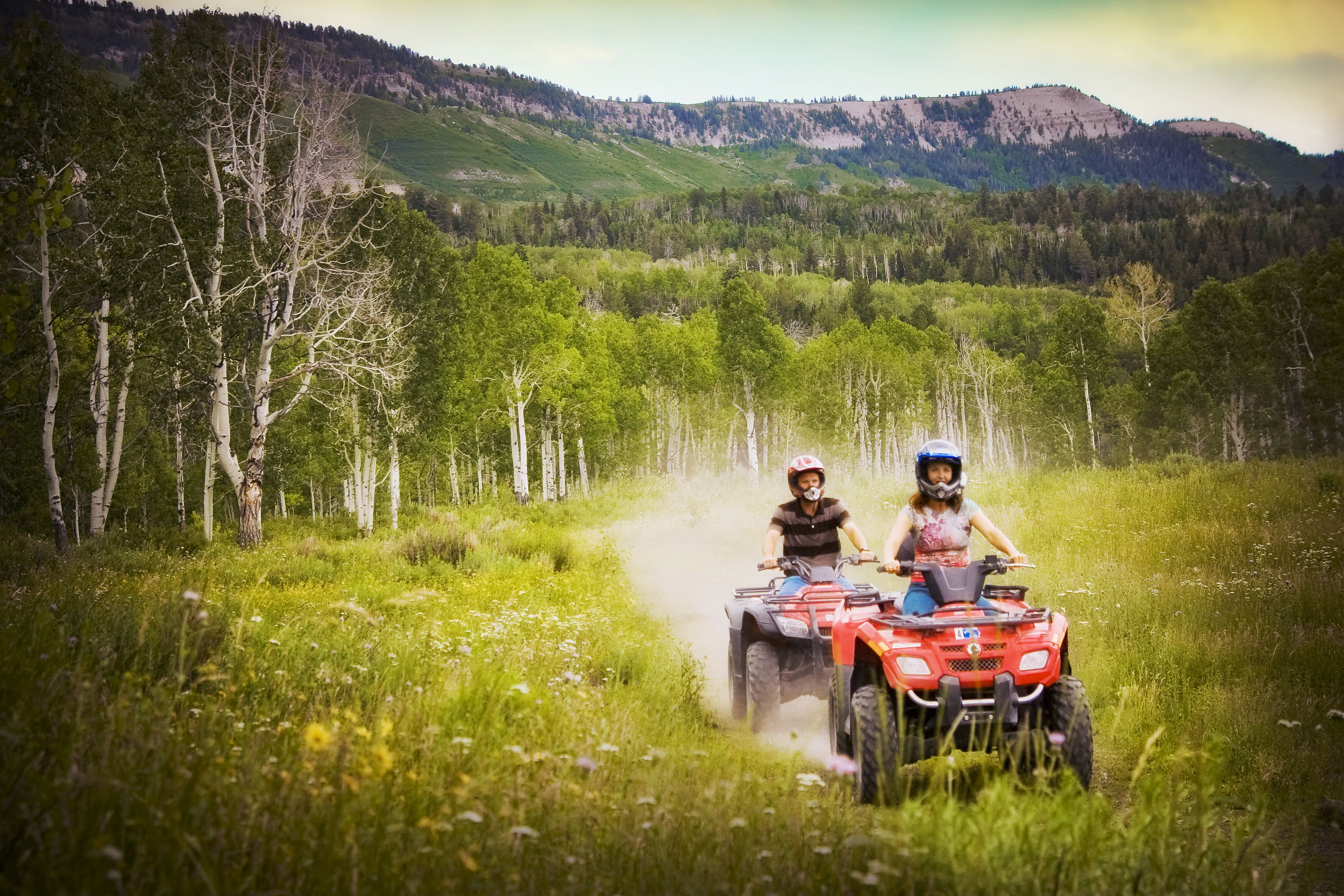 Offroading in utah ohv and atv trails rules and
