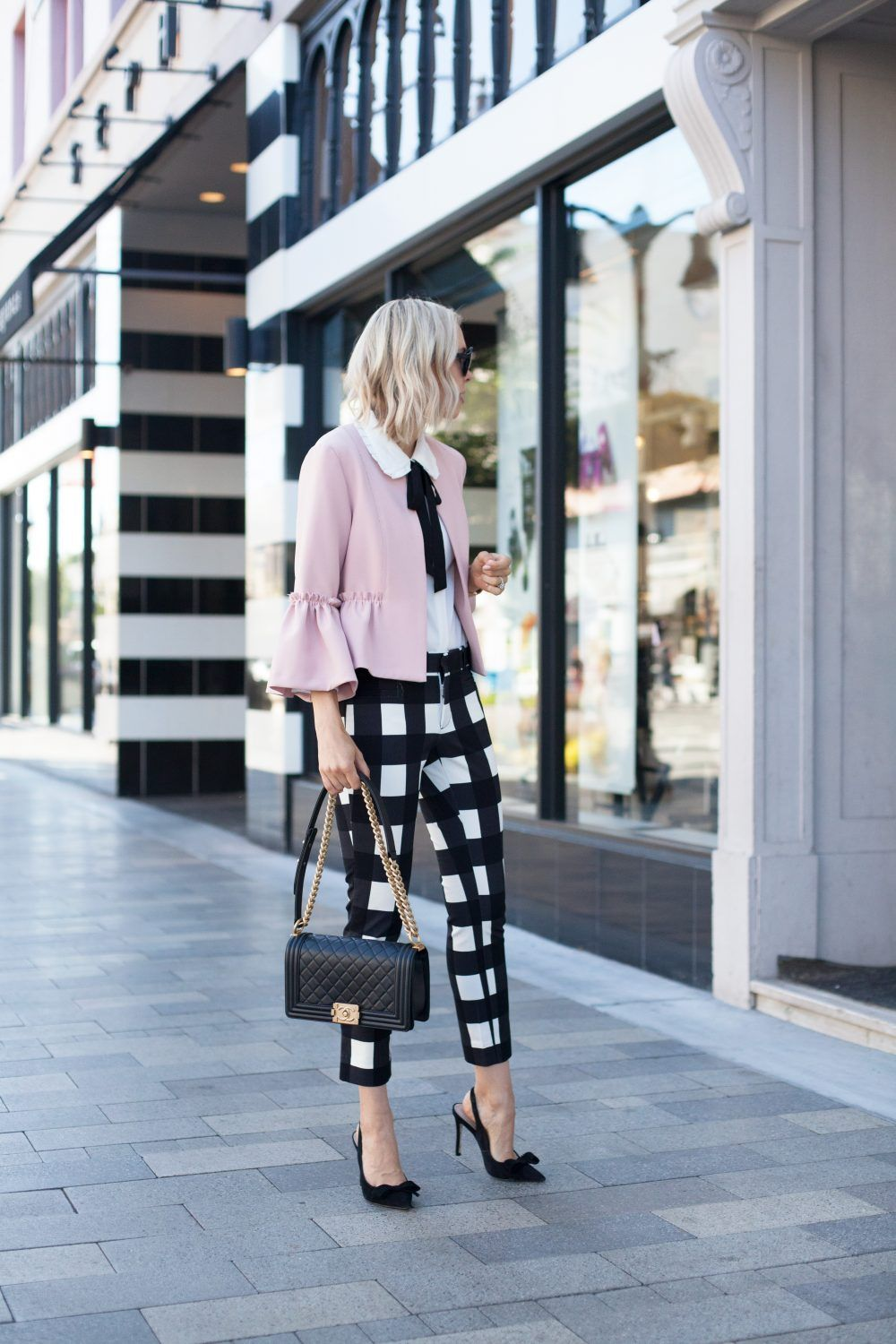Top | Blazer (similar) | Pants | Bag | Shoes (similar) | As he sees my outfit, my rock star photographer aka my dad excitedly says 'ah I know the perfect place to shoot that would match those pants!' This literally makes my day! Shooting my blog content with my dad is one of the...