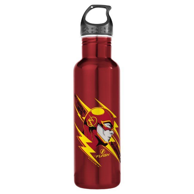 The Flash  My Whole Life I've Been Running Stainless Steel Water Bottle #Sponsored , #Affiliate, #Stainless, #Running, #Water, #Steel, #Flash