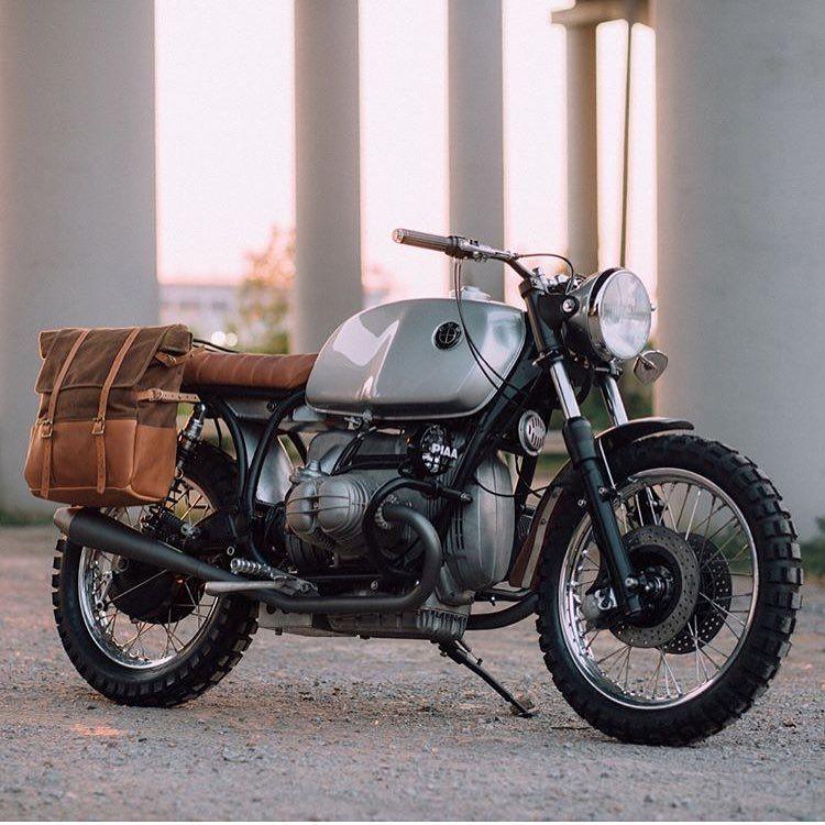 BMW adventure tracker courtesy of Nashville's @atlasmoto