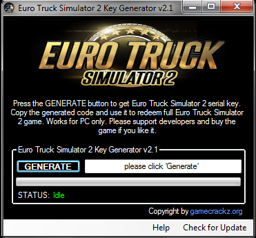 Euro Truck Simulator 2 Key Generator Cheat 2016 Tool Download With Updated You Will Have Just Fun