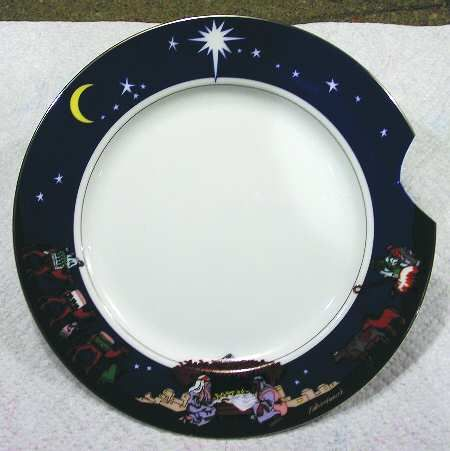 Fine China of Japan Nativity Scene at Replacements, Ltd