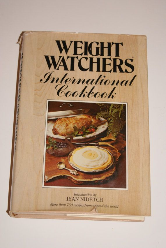 WEIGHT WATCHERS International Cookbook 1977 First by WisdomLane