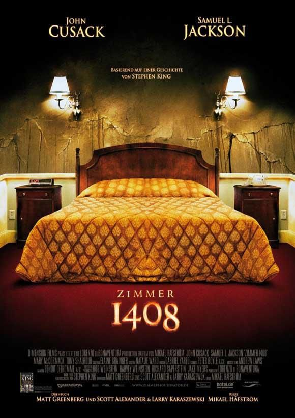 1408 With John Cusack And Samuel L