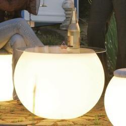 Epstein Tischplatte für Pflanzgefäß Flora, Ø 50cm 50,00 cm 20115 Epstein-Design