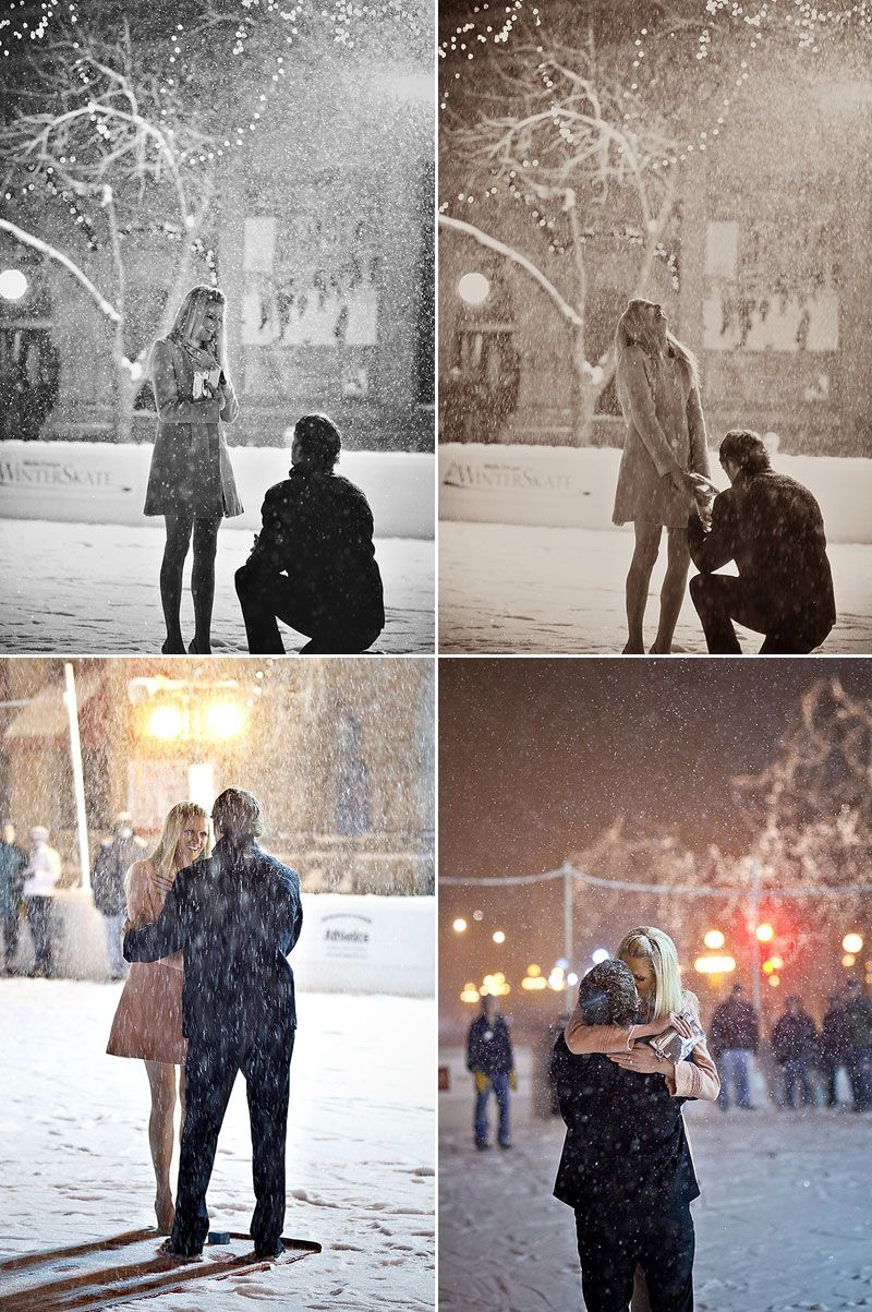 she said yes! 9 memorable proposal ideas and photo sessions | love