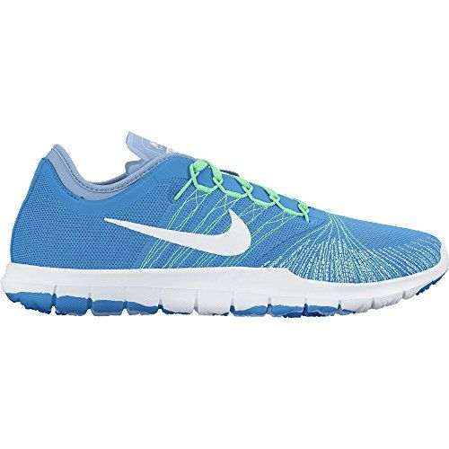80c6fc0dd39b Womens Nike Flex Adapt TR Training Shoe Blue GlowWhiteBluecapGreen Glow  Size 75 M US    Learn more by visiting the image link.(This is an Amazon  affiliate ...