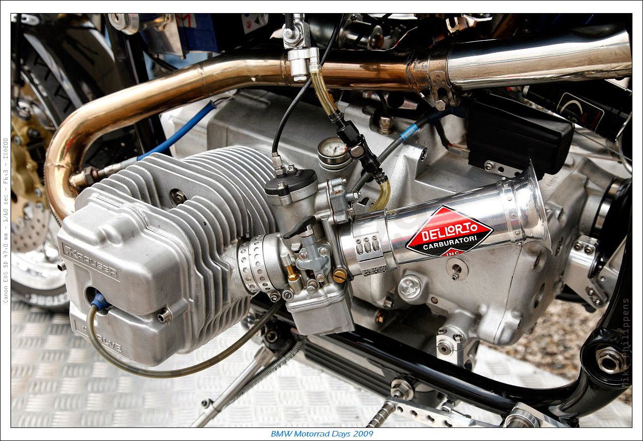 boxer with krauser 4 valve heads | bmw motorcycles | pinterest