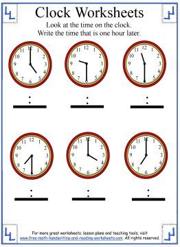 telling time worksheet download these pdf clock worksheets for an easy way to begin teaching. Black Bedroom Furniture Sets. Home Design Ideas