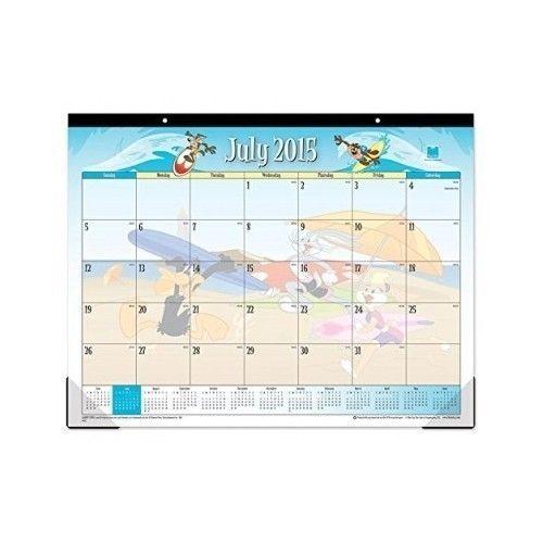 Desk Calendar Note Pad School Supplies Planner Date Book College Dorm Room