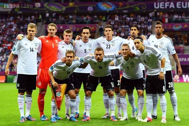 german soccer team 2014 | Germany gives team financial