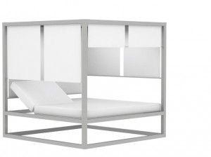 Gartenbett metall  daybed-elevada-reclinable | Garten - Bett | Pinterest | Daybed ...
