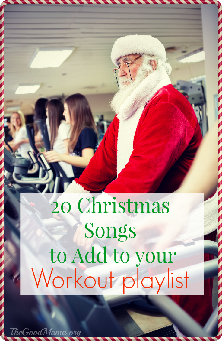 20 Christmas Songs to Add to your Workout Playlist