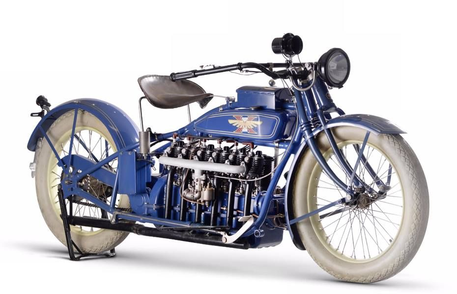 Henderson Deluxe 6 1924 Henderson Motorcycle Classic Motorcycles Classic Bikes