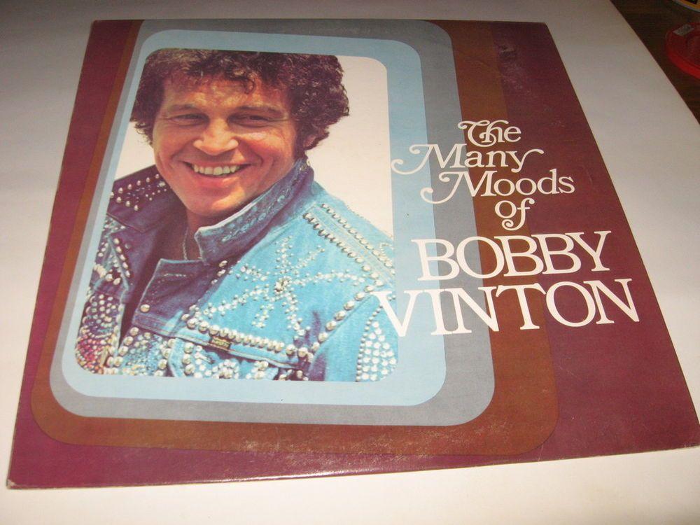 Bobby Vinton - The Many Moods Of Bobby Vinton