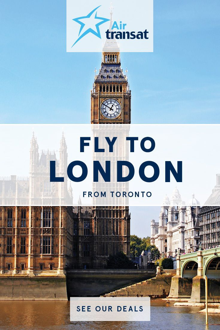 Any day is a great day to take off for London. From pubs
