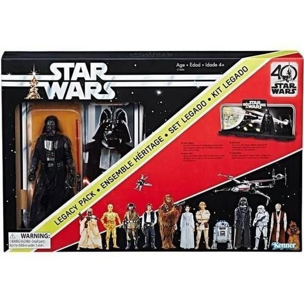 Star Wars The Black Series 40th Anniversaire-Lando Calrissian figurine