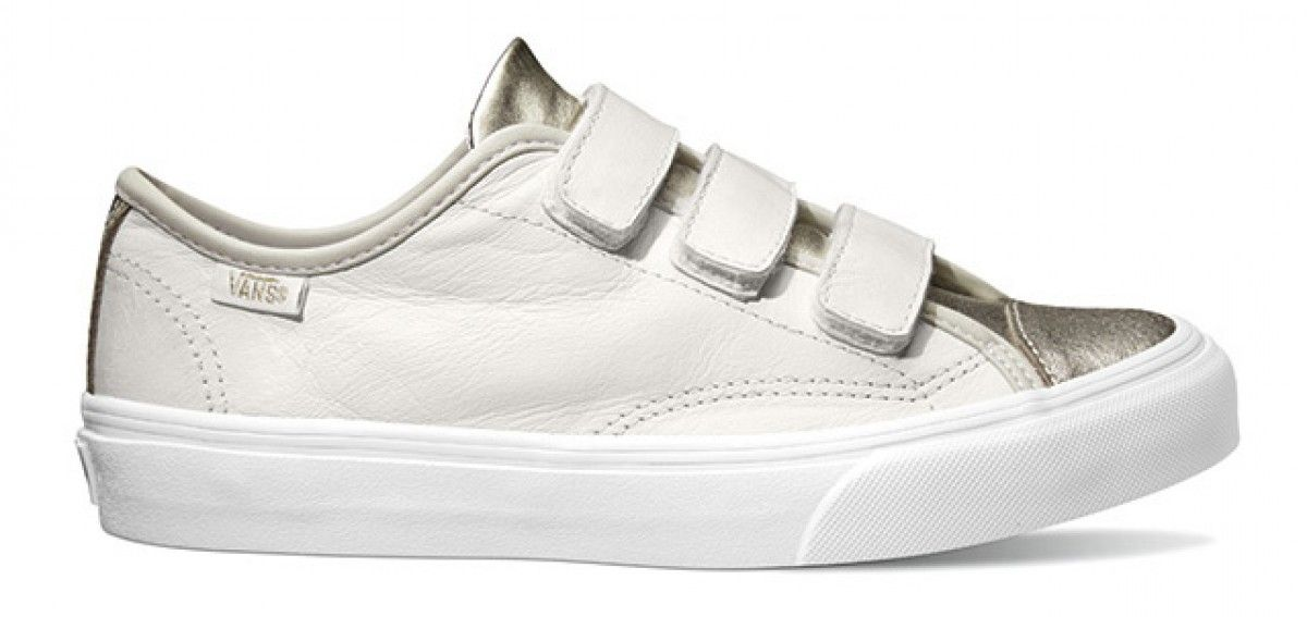 bcfd942cb8 Vans Authentic Decon DX (Smooth Leather) True White VN0A38EQMS3