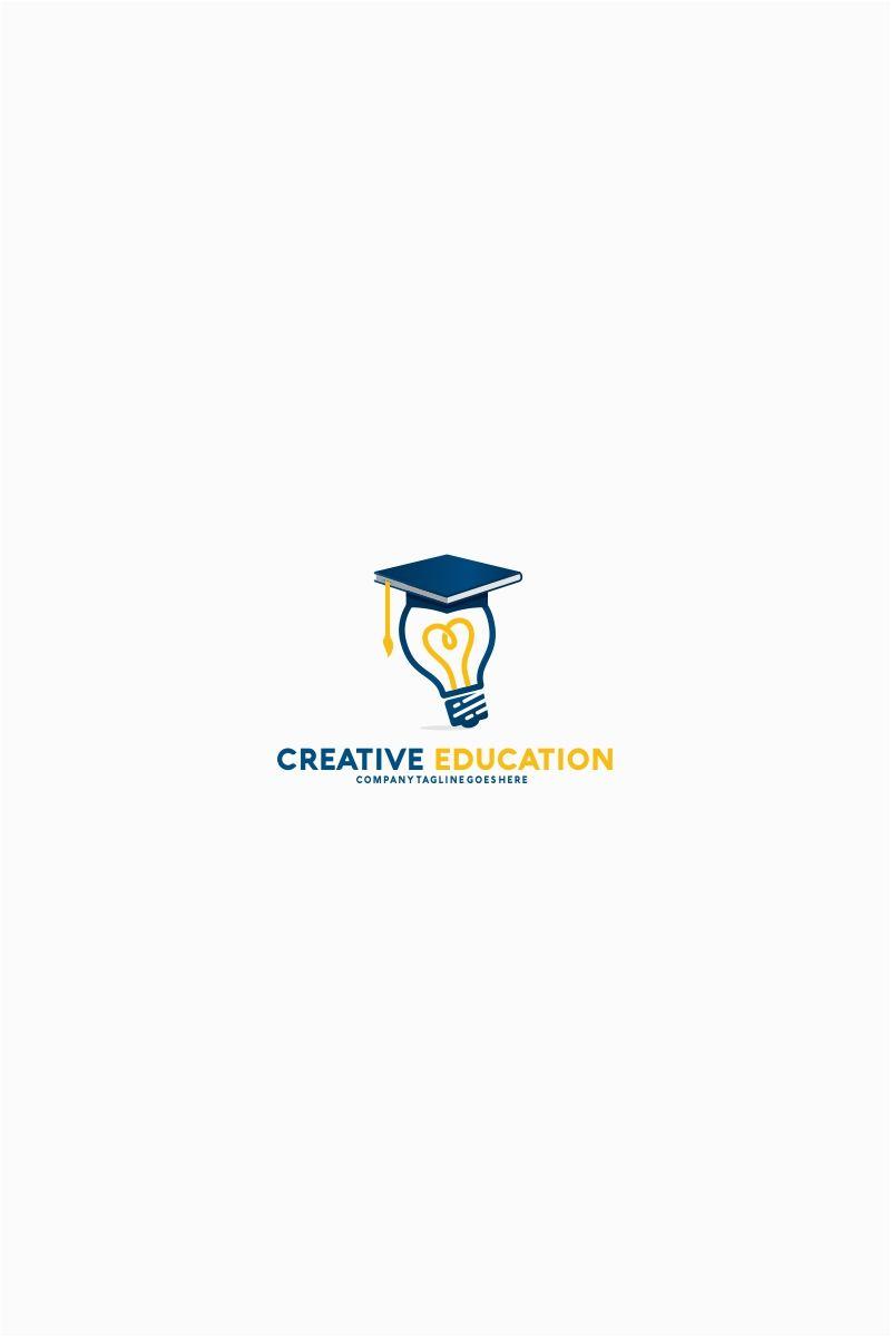 Creative School Education Logo Template 65533 Pendidikan