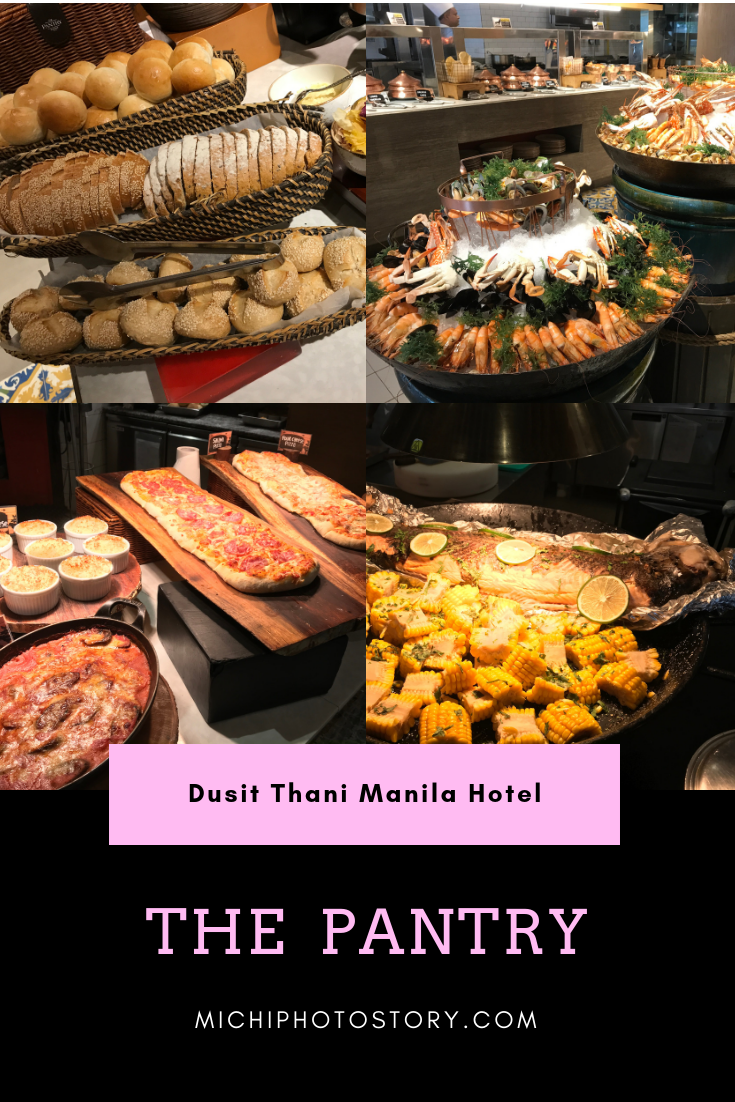 The Pantry Is An All Day Dining Restaurant Of Dusit Thani