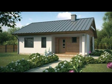 fachadas casas techo chapa y dos aguas youtube ideas