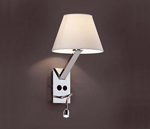 Eclairage 2 Led Applique Blanc Faro IntérieurMoma Barcelona Lampe OuPkZXi